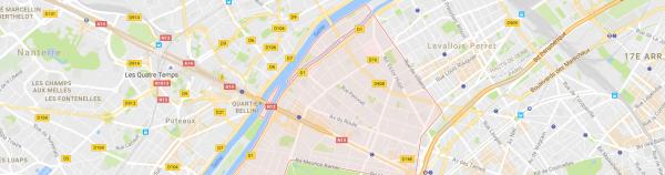 Taxi Neuilly-sur-Seine (92200)